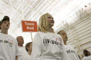 United Way Youth Fitness