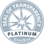 Guidestar Platinum Seal of Transparancy Badge