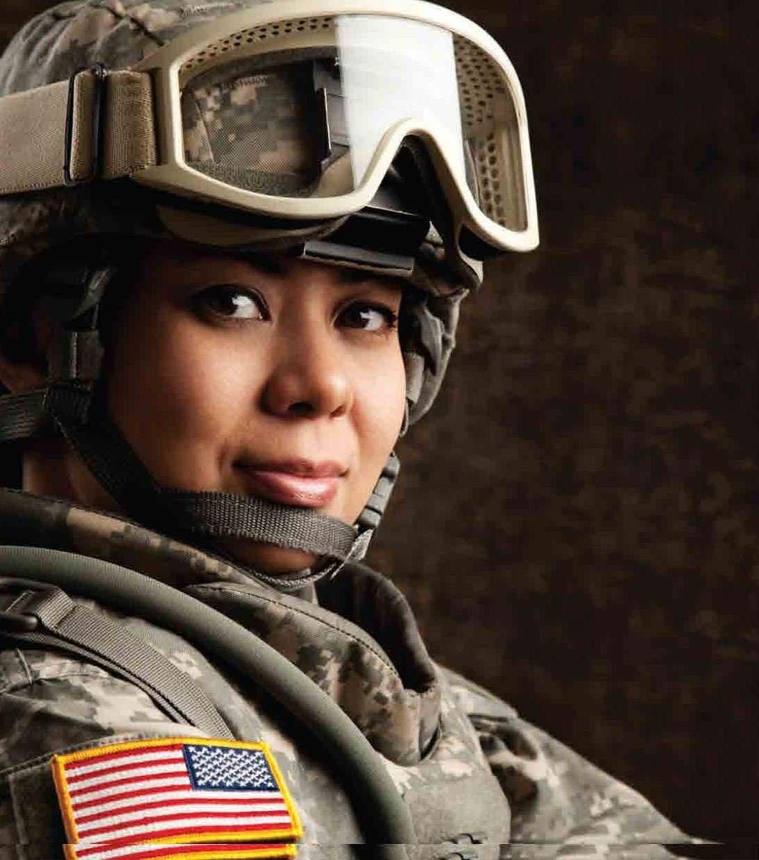 Military Woman