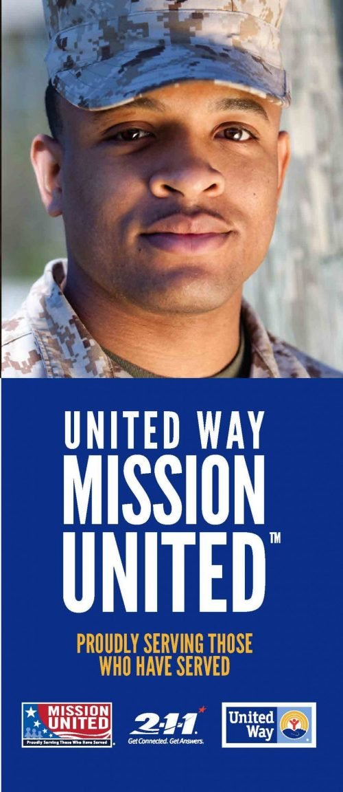 United Way Mission United – Proudly Serving Those Who Served