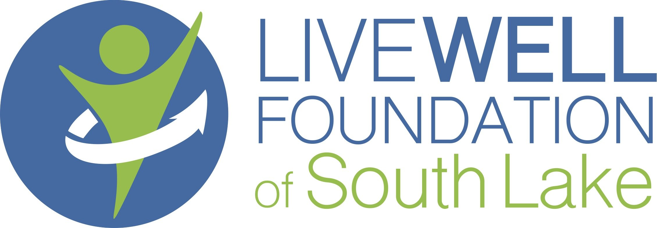 Live Well logo- Donor