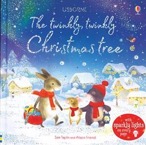 The Twinkly Twinkly Christmas Tree – December Book